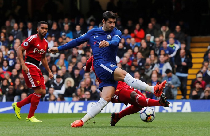 Alvaro Morata muốn san bằng kỷ lục Mourinho - Ảnh 2.