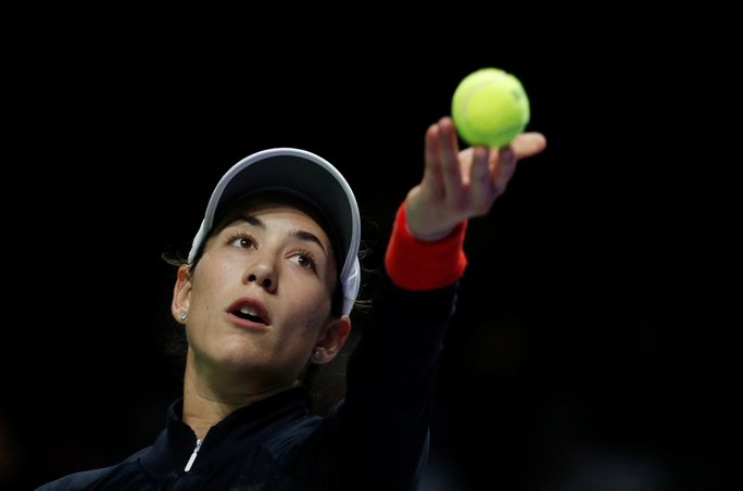 Muguruza xinh đẹp ghi điểm tại WTA Finals - Ảnh 5.