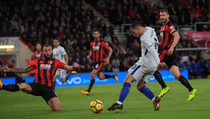Clip vòng 10 Premier League: Chelsea bám đuổi tốp đầu - Ảnh 7.