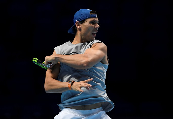 Nadal tuyên bố sẽ loại Federer tại ATP Finals 2017 - Ảnh 3.