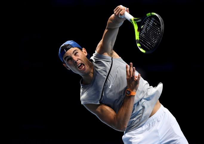 Nadal tuyên bố sẽ loại Federer tại ATP Finals 2017 - Ảnh 1.