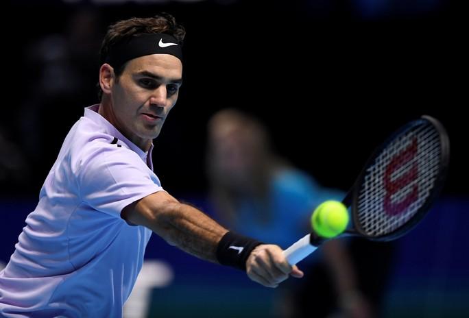 Khởi đầu suôn sẻ, Federer chinh phục Jack Sock - Ảnh 1.