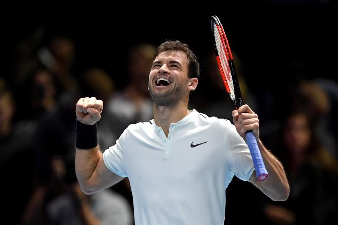 Vài giờ sau khi thua Goffin, Nadal rút khỏi ATP World Tour Finals - Ảnh 4.