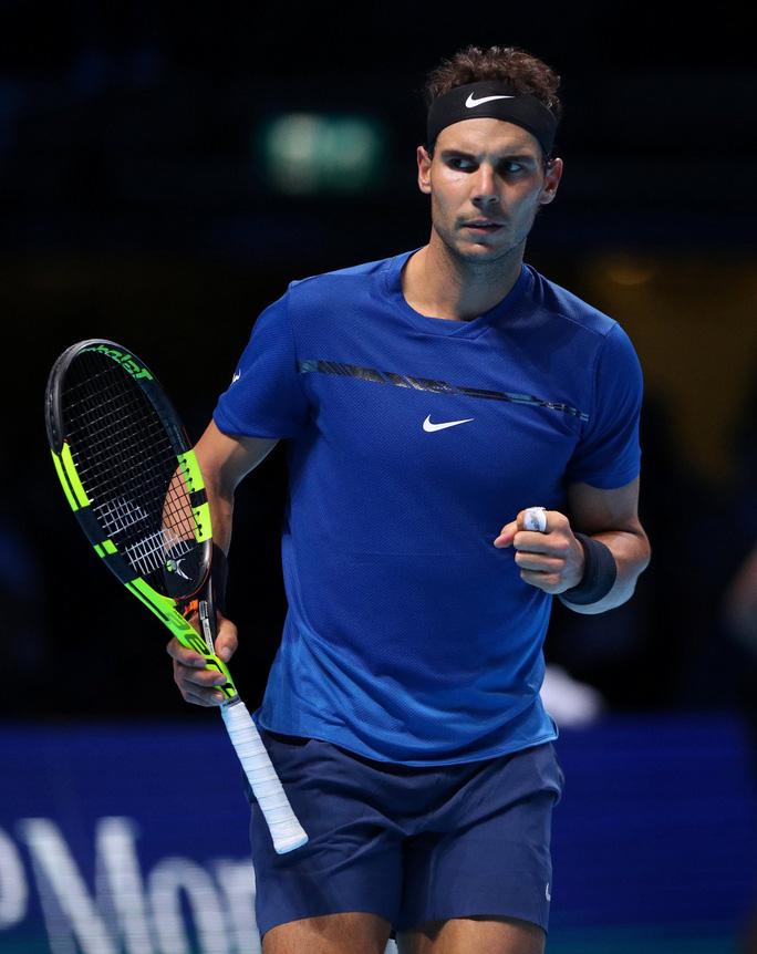 Nadal và Muguruza được quần vợt thế giới tôn vinh - Ảnh 2.