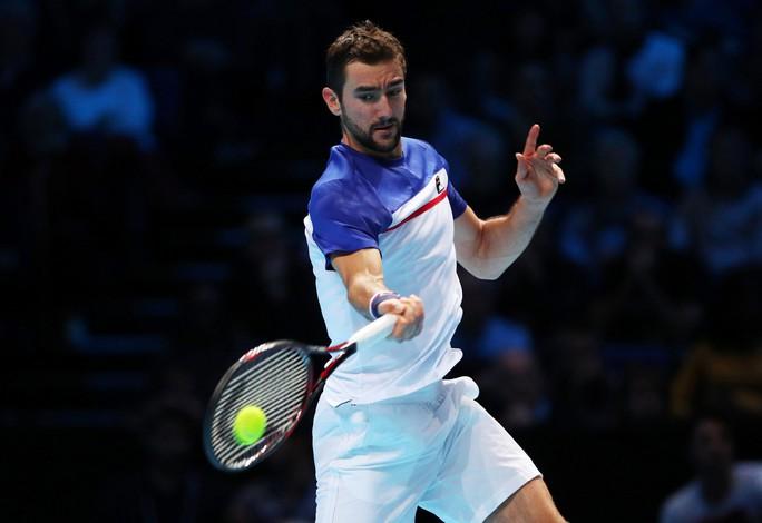 Vượt qua Zverev, Federer vào bán kết ATP Finals - Ảnh 7.
