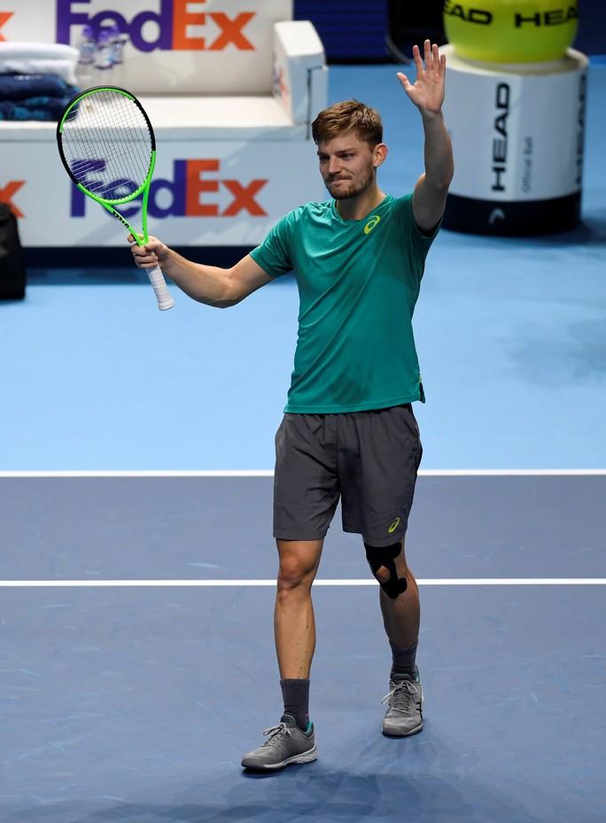 David Goffin giành vé cuối vào bán kết ATP Finals - Ảnh 4.