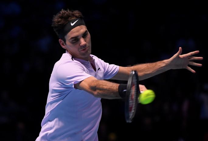 ATP Finals 2017: Cú sốc mang tên Goffin - Ảnh 1.