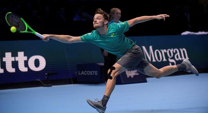 ATP Finals 2017: Cú sốc mang tên Goffin - Ảnh 3.