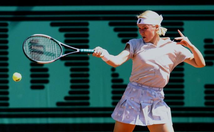 Cựu tay vợt Novotna qua đời vì căn bệnh ung thư - Ảnh 1.
