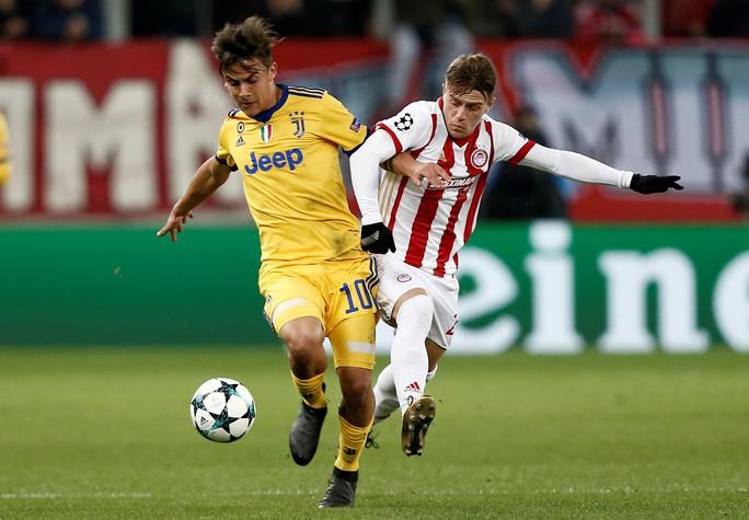 Dybala đặt mục tiêu giành danh hiệu Quả bóng Vàng - Ảnh 1.