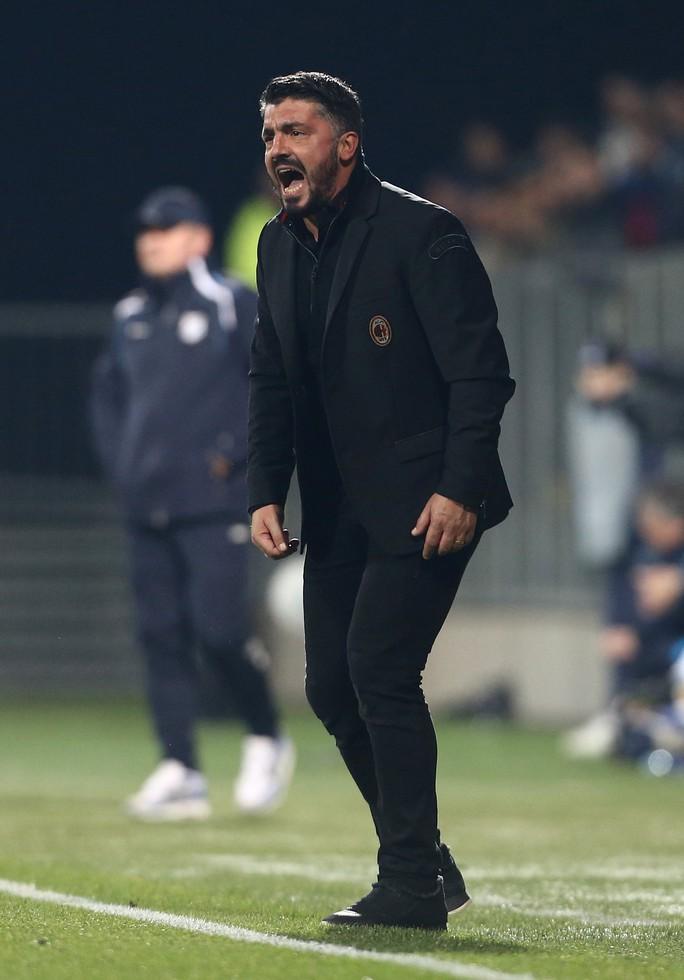 Tê giác Gattuso có chiến thắng đầu tiên tại Milan - Ảnh 3.