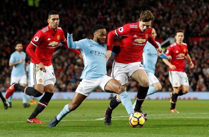 Lukaku giúp Man City đánh bại Quỷ đỏ - Ảnh 3.