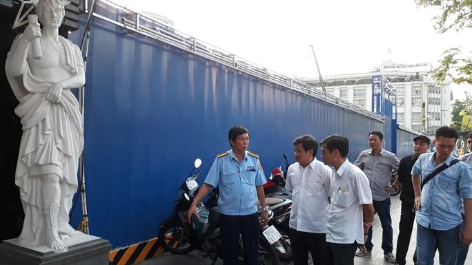 Báo chí đã góp phần tạo nên hiệu ứng trong việc lập lại trật tự lòng lề đường không chỉ ở TP HCM mà còn tại nhiều tỉnh thành khác trong cả nước