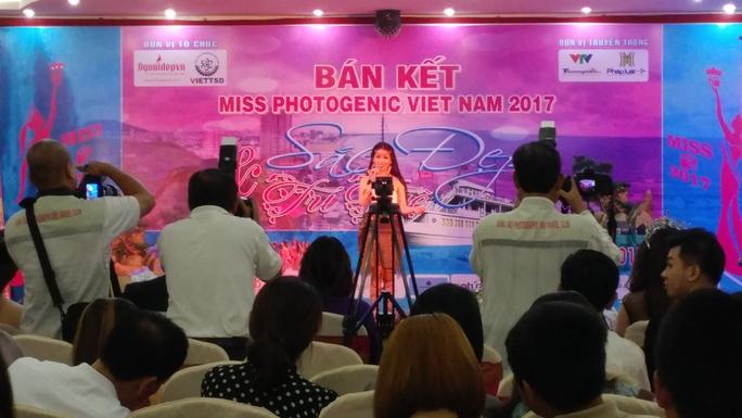 Vũng Tàu: Đình chỉ cuộc thi Bán kết Miss Photogenic 2017 - Ảnh 1.