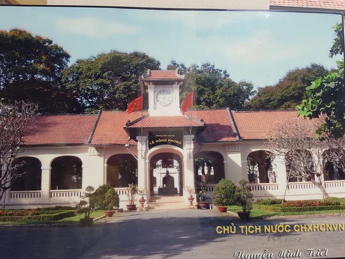 Lê Hồng Phong – Ngôi trường của những ngôi sao - Ảnh 2.