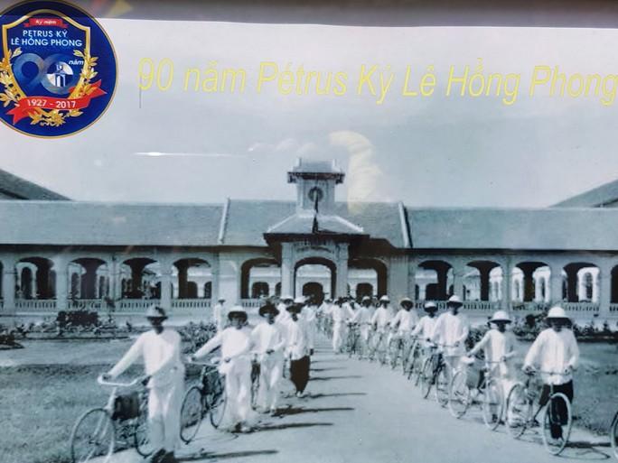 Lê Hồng Phong – Ngôi trường của những ngôi sao - Ảnh 1.
