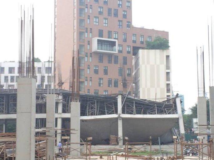 Náo loạn vì sập công trình trường mầm non 1.000 m2 - Ảnh 6.