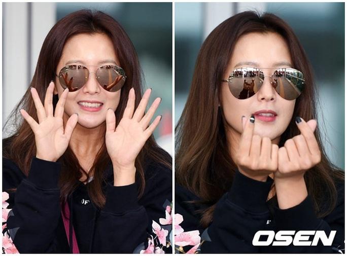 Kim Hee Sun đến Việt Nam du hí - Ảnh 11.