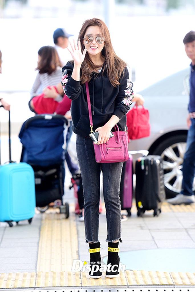 Kim Hee Sun đến Việt Nam du hí - Ảnh 10.
