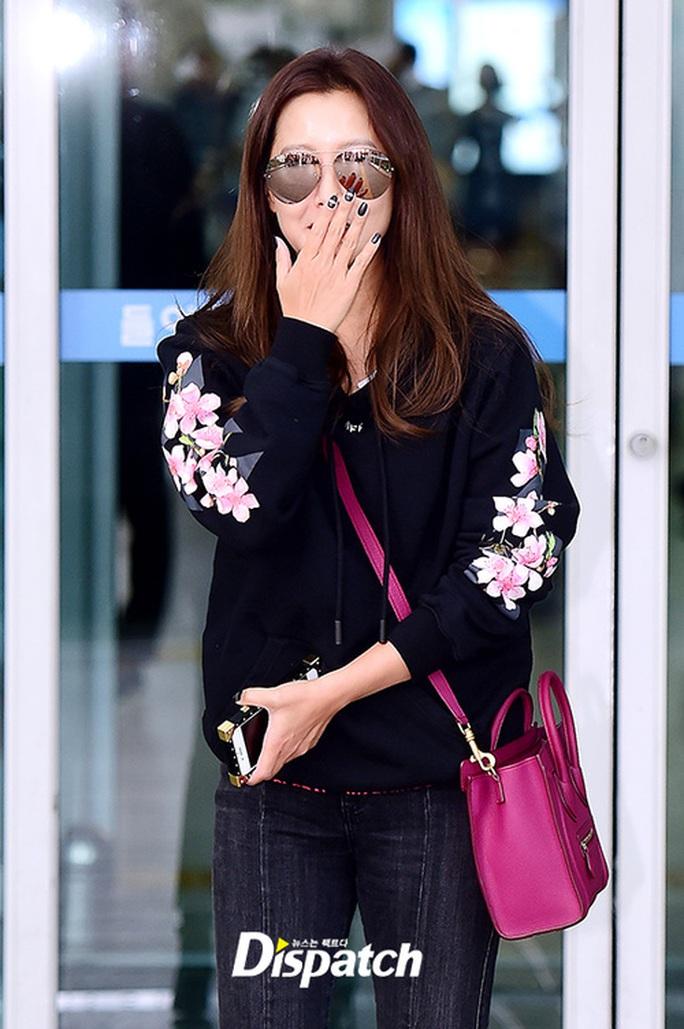 Kim Hee Sun đến Việt Nam du hí - Ảnh 7.