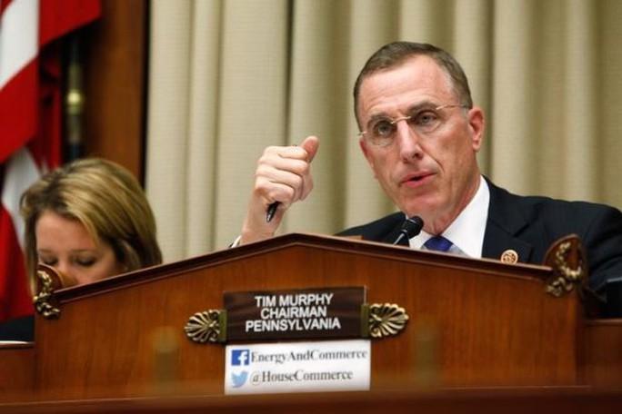 Dân biểu Mỹ từ chức vì yêu cầu người tình phá thai - Ảnh 1.