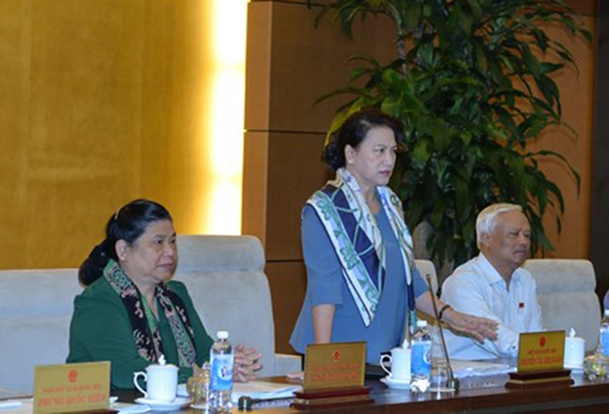 Chủ tịch QH nói về ông chủ hãng phim gọi nghệ sĩ là Chí Phèo - Ảnh 1.