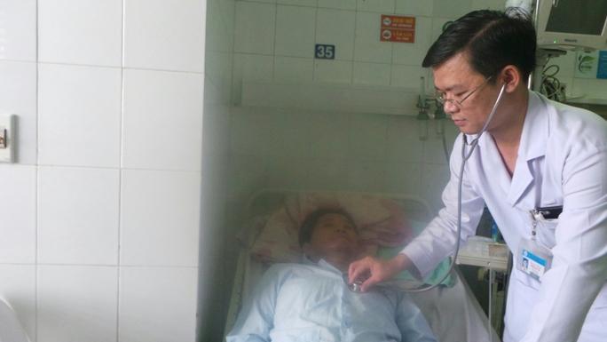Cứu một giám đốc Hàn Quốc bị nhồi máu cấp - Ảnh 3.