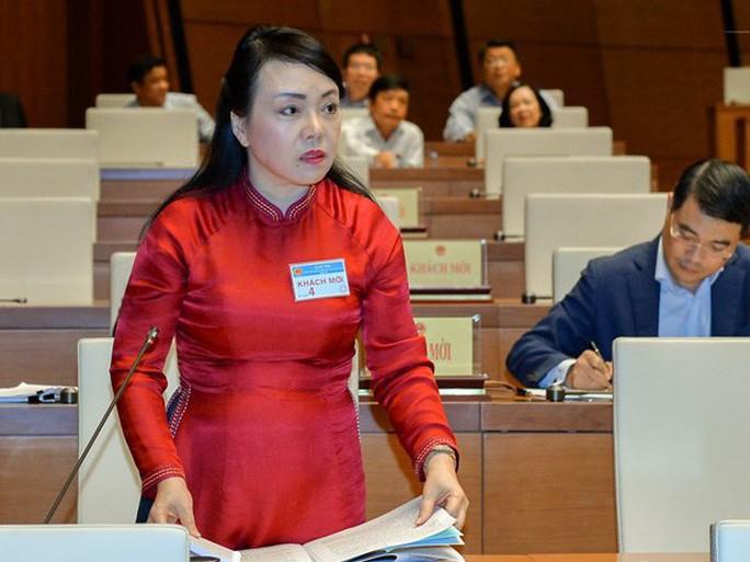 Bộ trưởng Y tế đứng đầu danh sách đại biểu QH muốn chất vấn - Ảnh 1.