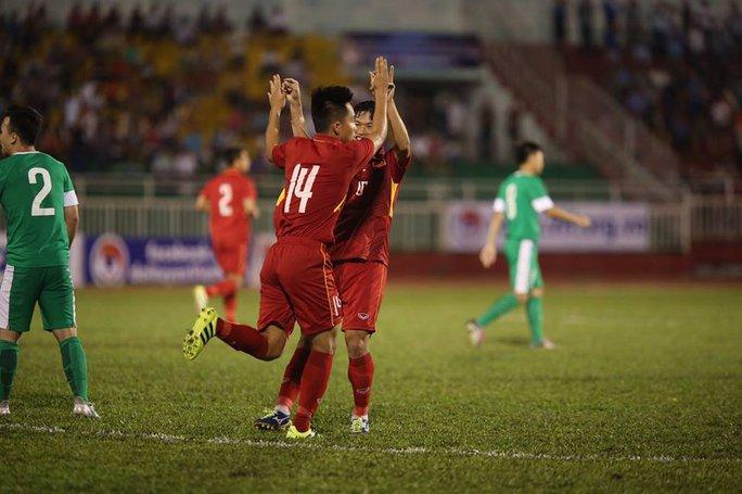 Thua Hàn Quốc, U23 Việt Nam vẫn đoạt vé dự VCK - Ảnh 1.