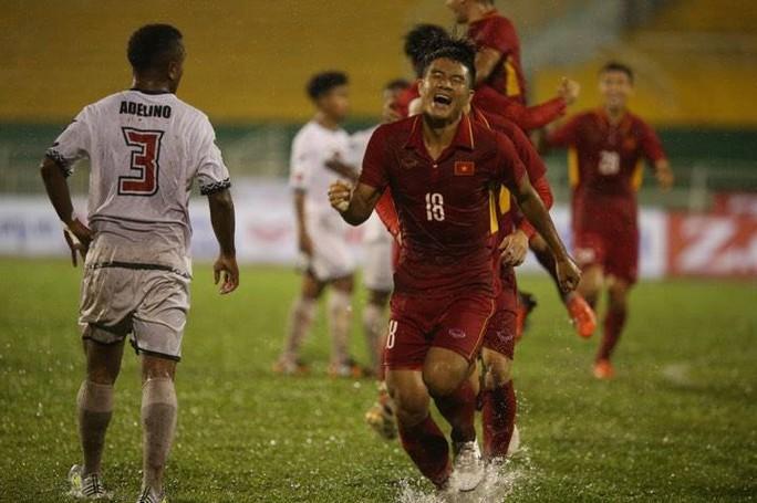 U23 Việt Nam - Timor Leste 4-0: Công Phượng tỏa sáng - Ảnh 7.