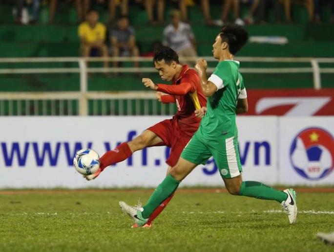 Đè bẹp Macau 8-1, U23 Việt Nam chiếm ngôi đầu bảng - Ảnh 5.
