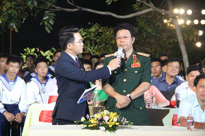 """Đang trực tiếp cầu truyền hình """"Linh thiêng Việt Nam"""" tại Phú Quốc - Ảnh 26."""