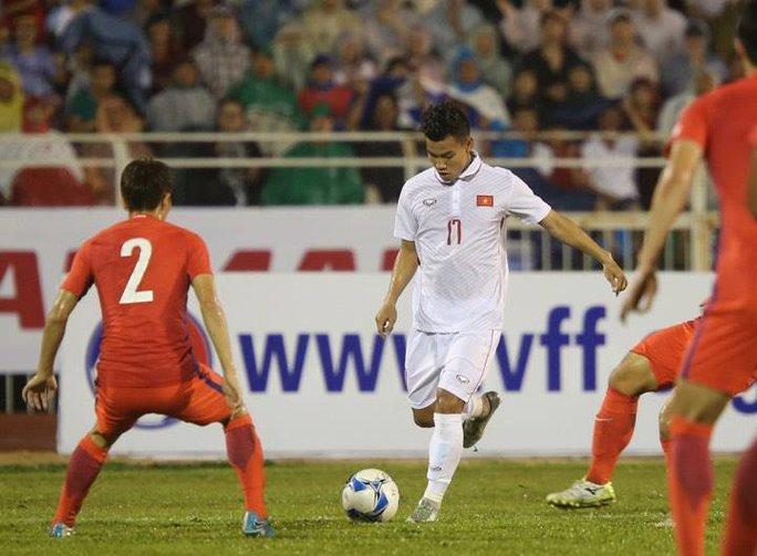 Thua Hàn Quốc, U23 Việt Nam vẫn đoạt vé dự VCK - Ảnh 3.