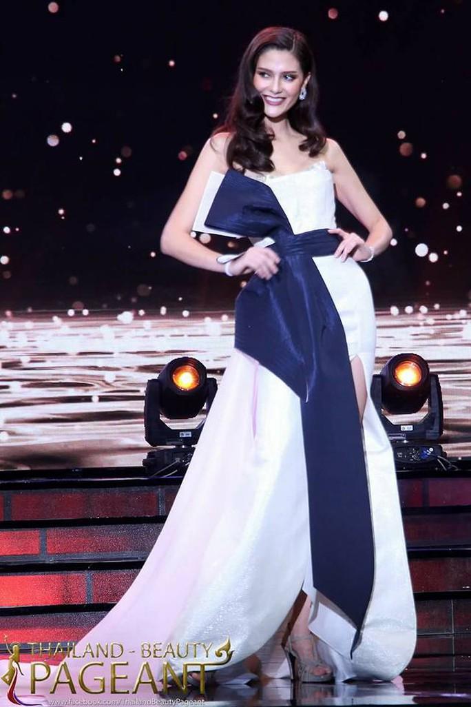 Cận cảnh nhan sắc Tân Hoa hậu Hoàn vũ Thái Lan - Ảnh 6.