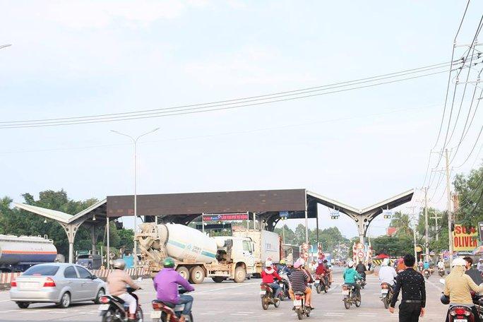 BOT tuyến tránh Biên Hòa: Từng thừa nhận việc đặt trạm là sai nguyên tắc - Ảnh 1.