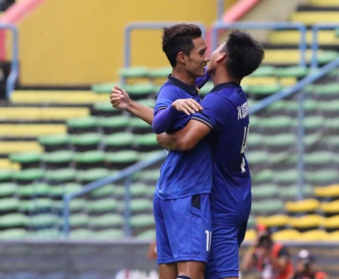Thắng đậm Timor Leste, U22 Việt Nam dẫn đầu bảng B - Ảnh 7.