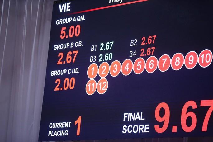 SEA Games ngày 20-8: TDDC giành HCV thứ 4 cho Việt Nam - Ảnh 2.