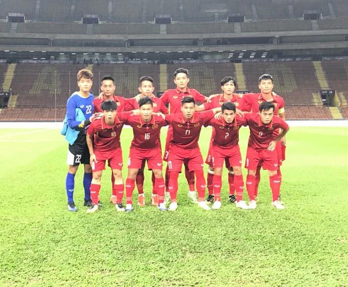 U22 Việt Nam - Philippines 4-0: Xây chắc ngôi đầu - Ảnh 3.