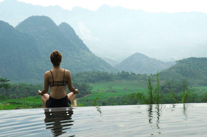 Cảnh đẹp ở Pù Luông làm mê đắm lòng người