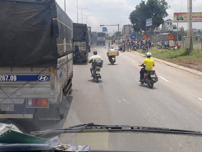 2 người tử nạn trên BOT tuyến tránh Biên Hòa - Ảnh 1.