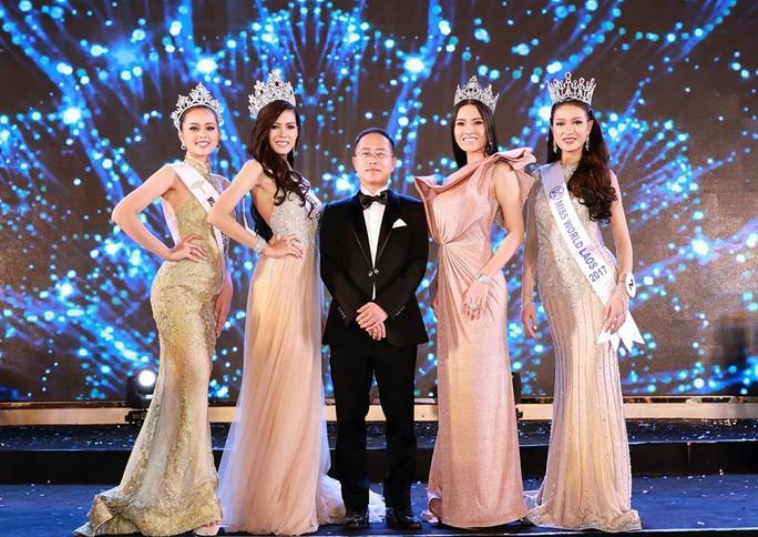 Cận cảnh nhan sắc Hoa hậu Hoàn vũ đầu tiên của Lào - Ảnh 5.