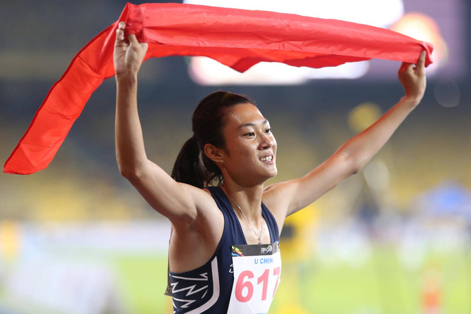 SEA Games ngày 23-8: Cú đúp vàng của Lê Tú Chinh - Ảnh 3.