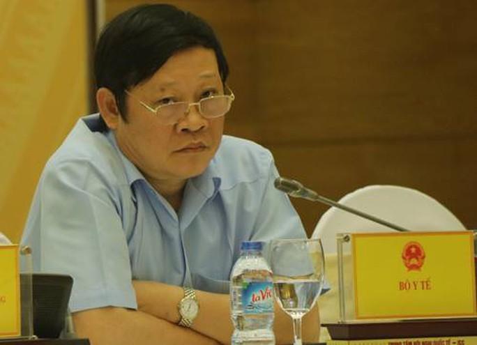 Bộ trưởng Nguyễn Thị Kim Tiến không nói có em chồng ở VN Pharma! - Ảnh 2.