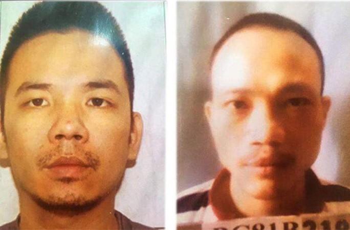 Có thông tin 2 tử tù trốn trại xuất hiện tại Quảng Ninh - Ảnh 1.