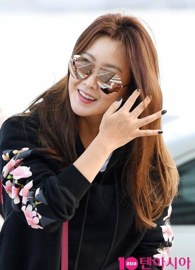 Kim Hee Sun đến Việt Nam du hí - Ảnh 1.