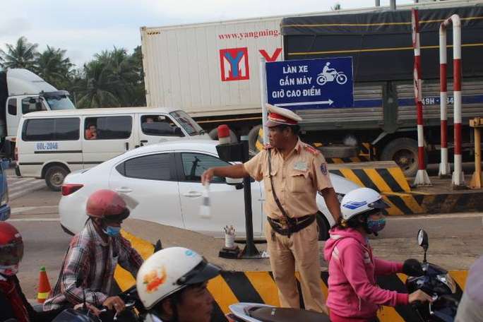 BOT tuyến tránh Biên Hòa lại xả trạm - Ảnh 7.