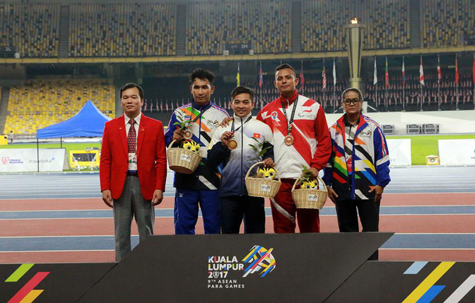 Para Games ngày 20-9: Mưa vàng từ bơi lội và điền kinh - Ảnh 1.