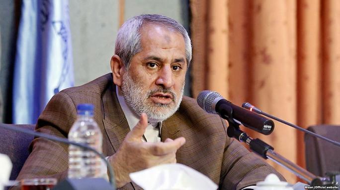 Iran tuyên án tử nhà khoa học làm gián điệp cho Israel - Ảnh 1.