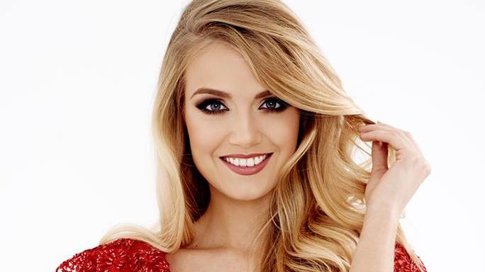 Cận cảnh nhan sắc Ba Lan tại Hoa hậu Hoàn vũ 2017 - Ảnh 2.