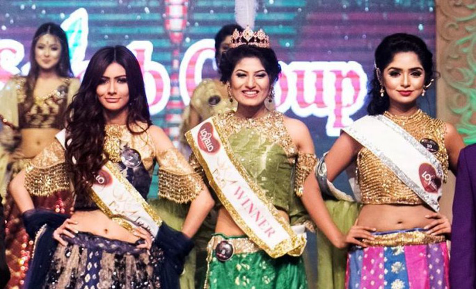 Tân Hoa hậu Thế giới Bangladesh bị truất vương miện - Ảnh 3.